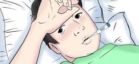 درمان-خانگی-تب